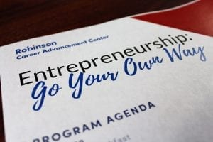 Entrepreneurship: Go Your Own Way